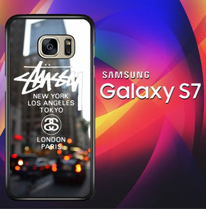 stussy quotes X6148 coque Samsung Galaxy S7
