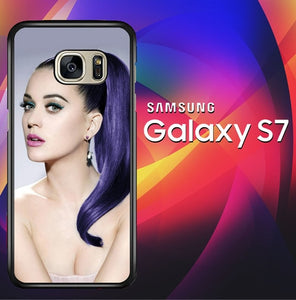 Katy Perry Beauty Singer Photo Movie X0171 coque Samsung Galaxy S7