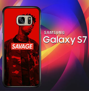 21 Savage X8589 coque Samsung Galaxy S7