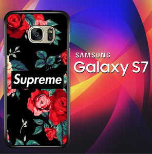 Supreme Wallpaper X8641 coque Samsung Galaxy S7