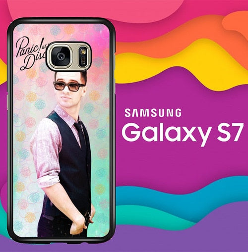 panic at the disco X8768 coque Samsung Galaxy S7
