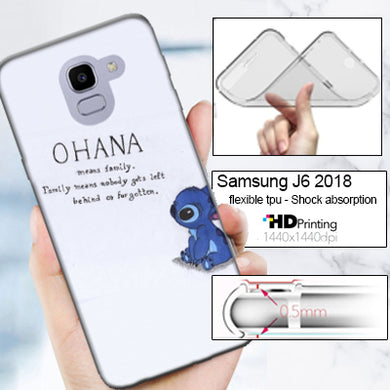 galaxy j6 2018 coque silicone