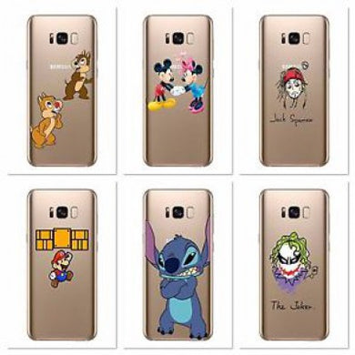 galaxy s8 plus coque disney