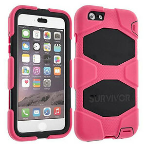 griffin 20survivor 20all 20terrain 20coque 20pour 20iphone 2066s 20 20noir 068zty 300x