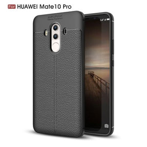 huawei mate 10 pro coque cuir