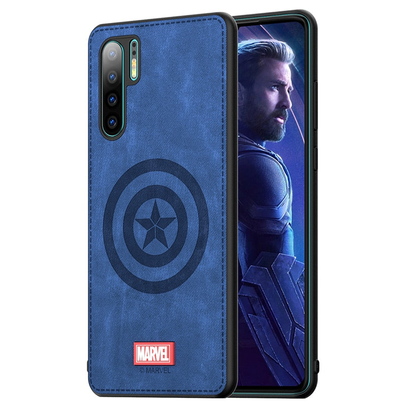 huawei p30 pro coque marvel