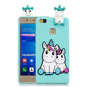 huawei p9 lite coque fille