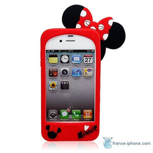 iphone 4 coque minnie