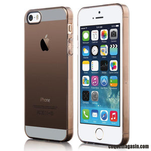 iphone 5 coque marron