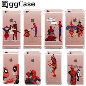 iphone 6 coque spiderman