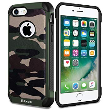 iphone 7 coque camouflage