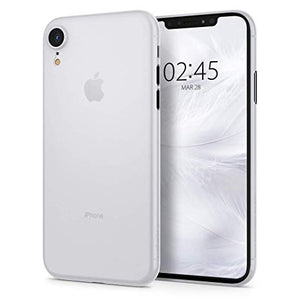 iphone xr coque transparent rigide