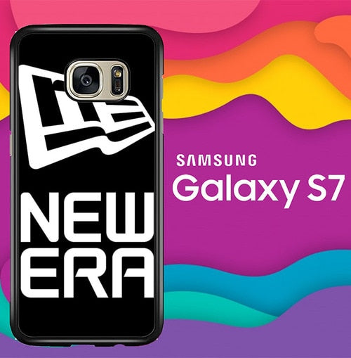 New Era Logo L2833 coque Samsung Galaxy S7