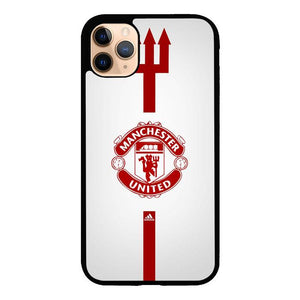 manchester united logo Z5031 iPhone 11 Pro coque