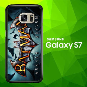 logo batman wallpaper Y0468 coque Samsung Galaxy S7