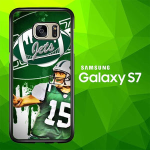 NEW YORK JETS W3017 coque Samsung Galaxy S7