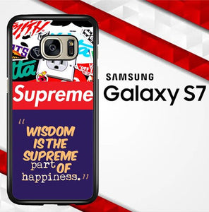 SUPREME W3059 coque Samsung Galaxy S7
