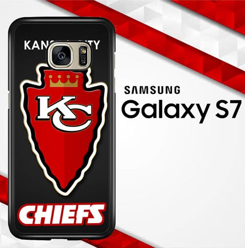 Kansas City Chiefs W3071  coque Samsung Galaxy S7