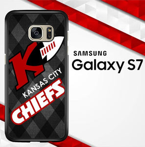kansas city chiefs W3072 coque Samsung Galaxy S7