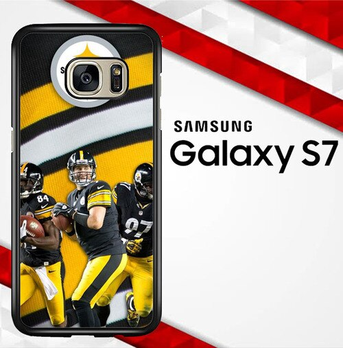 pittsburgh steelers W4891 coque Samsung Galaxy S7