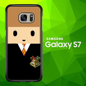 hermione granger harry potter W5043 coque Samsung Galaxy S7