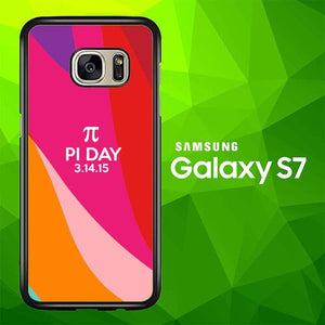 pi day of the century W5423 coque Samsung Galaxy S7
