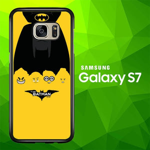 the lego batman W5752 coque Samsung Galaxy S7
