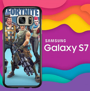 fornite W8670 coque Samsung Galaxy S7