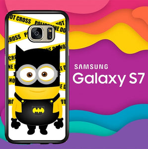 minion despicable me W8809 coque Samsung Galaxy S7