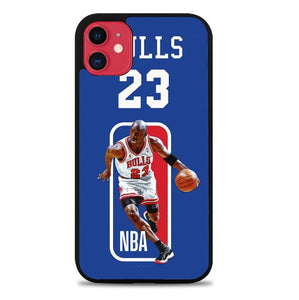 nba michael jordan W8822 coque iphone 11