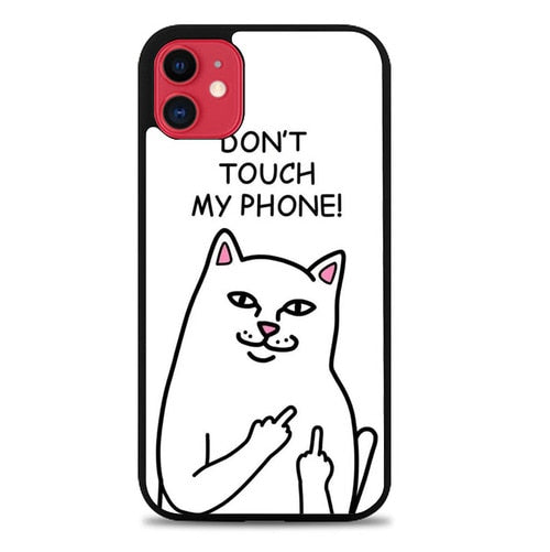 ripndip dont touch my phone W8827 coque iphone 11