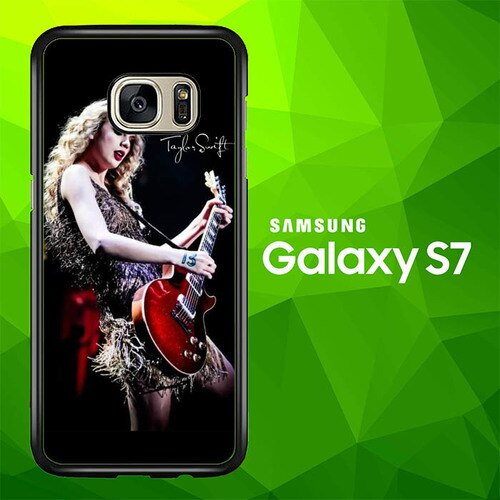 taylor swift W8974 coque Samsung Galaxy S7