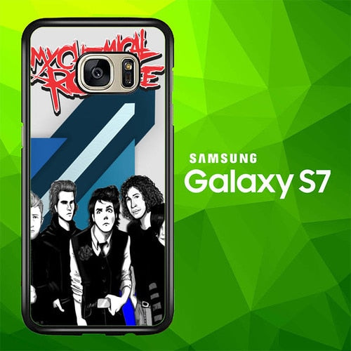 My Chemical Romance Y2307 coque Samsung Galaxy S7