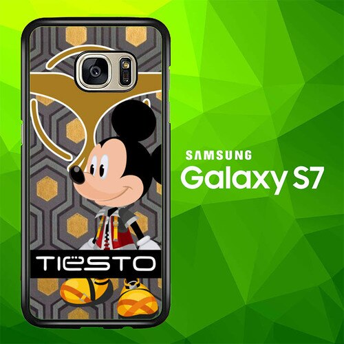 tiesto mickey mouse Y2705 coque Samsung Galaxy S7