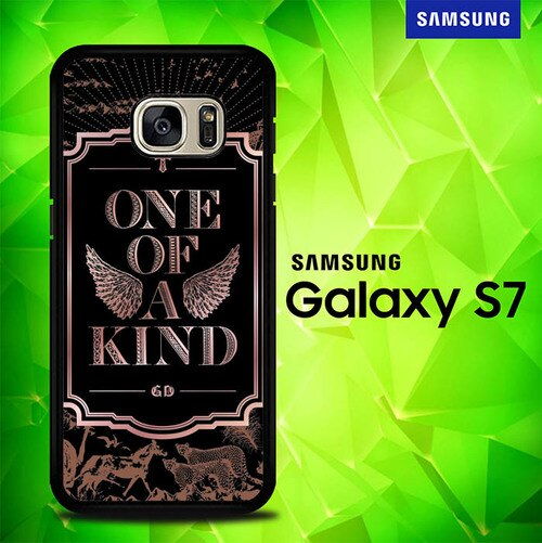 One Of A Kind E0153 coque Samsung Galaxy S7