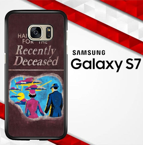 Handbook For The Recently Deceased E0254 coque Samsung Galaxy S7
