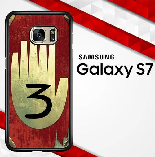 Gravity Falls Journal 3 E0380 coque Samsung Galaxy S7
