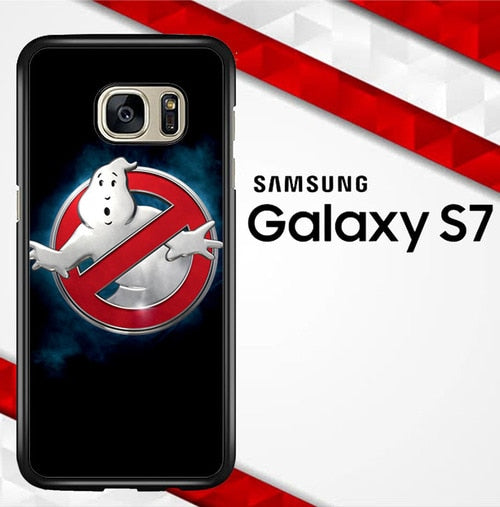 Ghost Buster 2016 E1170 coque Samsung Galaxy S7