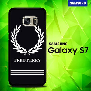 Fred Perry Logo E1595 coque Samsung Galaxy S7
