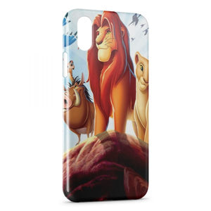 roi lion coque iphone xr