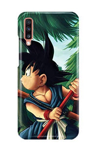 samsung a70 coque dragon ball