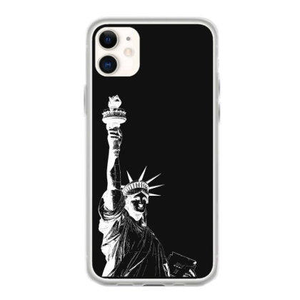 statue of freedom coque iphone 11