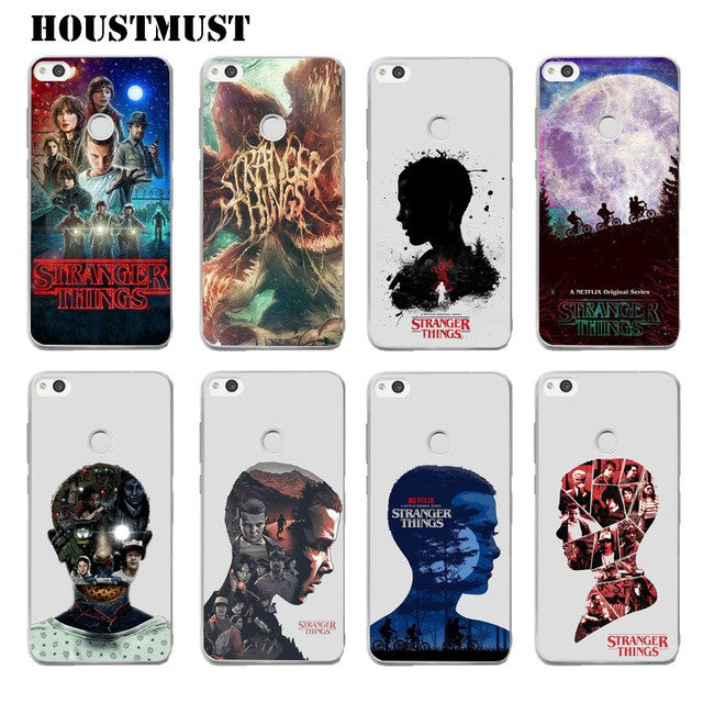 stranger things coque huawei p9 lite