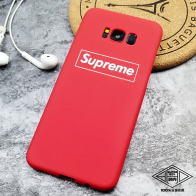 Supreme Coque Samsung Galaxy S8