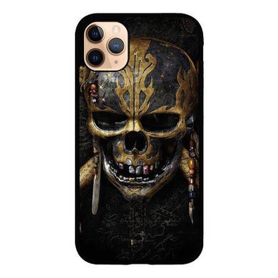the pirates of caribbean salazar revenge Z5198 iPhone 11 Pro coque