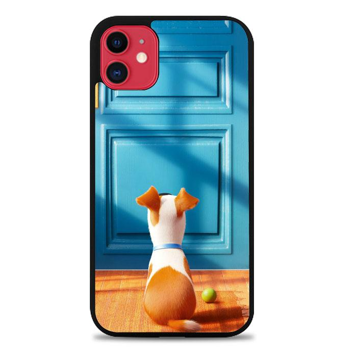 the secret life of pets Z4562 iPhone 11 coque