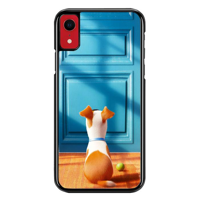 the secret life of pets Z4562 iPhone XR coque