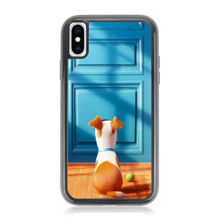 the secret life of pets Z4562 iPhone XS Max coque