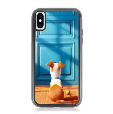 the secret life of pets Z4562 iPhone X, XS coque