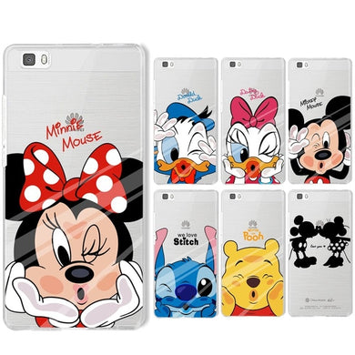 une coque pour minnie huawei p8